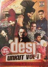 DESI UNKUT VOL 1 - BHANGRA MUSIC DVD