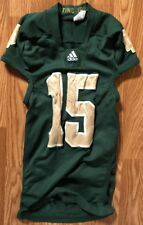 Notre Dame Football 2011 Shamrock Series Game Used Jersey #15
