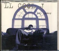Ll Cool J-Hey lover 4 TRK CD MAXI 1995