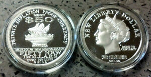 2012 $50 NLD NORFED medallion LAST TWO!!