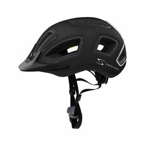 HT-400/404 Metro Helmet (Matte Black)