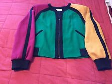 VTG Lilli Ann Collection USA MADE 70/80's Jacket New Without Tags Size Medium