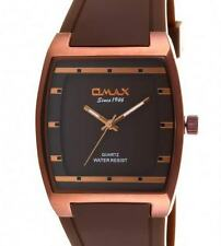 Adult Square OMAX Wristwatches