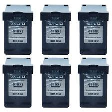 6 PK Ink Cartridge 61 61XL for HP Black Deskjet 1051 1000 1050 2050 Series Print