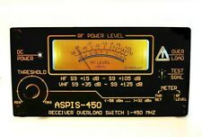 ASPIS-450 Receiver Overload Protection Switch ​ 10 KHZ - 450 MHZ​