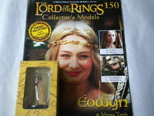 Lord of the Rings Figures Issue 150 Eowyn at Minas Tirith - eaglemoss