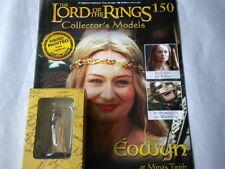 Le seigneur des anneaux chiffres question 150 Eowyn at Minas Tirith-Eaglemoss
