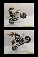 1:12 Stand Wheelie Valentino Rossi Simoncelli Stoner Marquez 2003 to minichamps