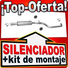 Silenciador intermedio A3 GOLF VI / PLUS Yeti 1.2 TSi ALTEA LEON TOLEDO 1.6 ALX