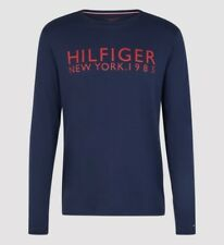 Tommy Hilfiger Sleepwear  Mens Pyjama Top New York 1985 Tshirt L CLEARANCE PRICE