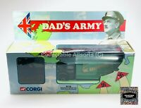 CORGI DADS ARMY BEDFORD O SERIES VAN WITH HODGES FIGURE 18501