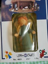 Fibre Craft Vintage Nativity Collection Angel Figurine Figure NIP