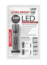 Feit Electric 240 Lumens LED Flashlight - FREE Batteries Included
