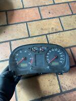 VW Golf IV 1J Bora 1J1 Essence Compteur de Vitesse Combiné Instrument 1J0919860