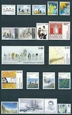 Greenland 2007 - Nice Lot - Mint Never Hinged