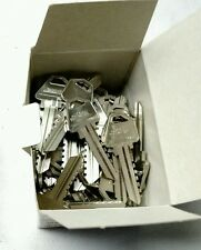 NEW BOX OF 50 Corbin Russwin High Security EMHART 59A2-6Pin-90 sloted blank keys