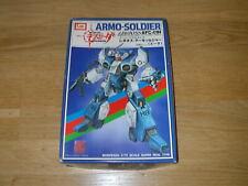 Legioss Armo-Soldier AFC-01H 1/72 scale plastic model (Imai) Mospeada Robotech