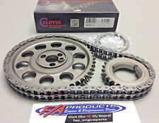 Cloyes 9-3110-A Big Block Chevy 396 454 HEX A JUST True Roller Race Timing Set