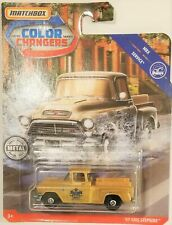 Matchbox - 2019 Color Changers MBX Service '57 GMC Stepside (BBFKV99)