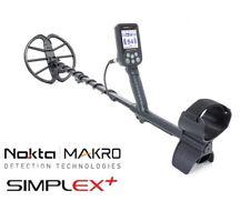 Nokta | Makro Simplex Metalldetektor Metallsuchgerät Metallsonde