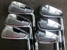 Bridgestone Tour Stage X-BLADE CB Forged 6pc R-flex IRONS SET Golf Clubs