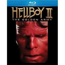 Hellboy II: The Golden Army (Blu-ray Disc, 2008, 2-Disc Set) Free Shipping!