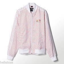 Adidas Originals PHARRELL WILLIAMS POLKA-DOT Lil' JACKET Track superstar~Men Lrg