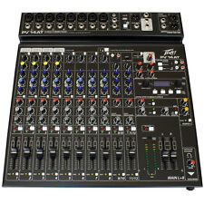 Peavey PV 14 AT 14-Channel Mixer with Effects USB and Auto-Tune