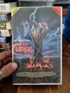 The Curse VHS Horror Cult