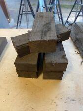 Messergriffblock +Moorholz Eiche datiert auf 70 J vor Christus+2090 Jahre alt!