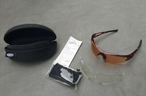 Tifosi Sunglasses  w/ very faint scratch on a lens so Selling The Frame