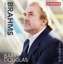 Brahms: Works for Solo Piano, Vol. 4, New Music