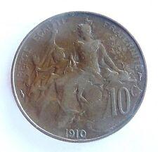 DUPUIS 10 centimes 1910