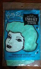 Betty Dain Unda Net No 110 Vintage Breathable Green Regular Size NOS