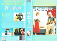 (VHS) Frau Holle - Mathilde Danegger, Karin Ugowski, Elfriede Florin  (DDR 1963)