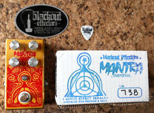 Blackout Effectors Mantra Overdrive w/Box & More - NEW
