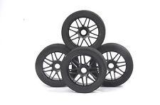 17mm Hex Rally Racing Foam Tires Wheel Rim 4Pcs For GT XO-1 HPI RC 1:8 HSP Car