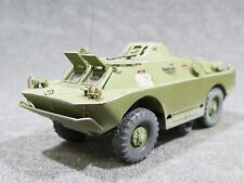 MI0632 1/35 PRO BUILT - Plastic Dragon Soviet BRDM-2 Armored Car