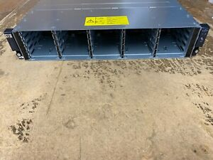 AJ941A HP D2700 Disk Enclosure 25 SFF 2 X PSU'S 2 X SAS CONTROLLERS