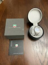 Men's Tag Heuer WK2117-1 Stainless Steel Automatic Wristwatch
