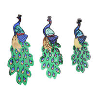 #2813LB Thinking Fashion Lady,Blue Dress,Big Hat,Flower Earrings Applique Patch