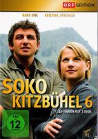 SOKO Kitzbühel 6: Folge 51 - 60 (Kristina Sprenger - Hans Sigl)      | DVD | 441