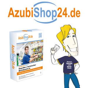 Lernkarten Geprüfte /r technische /r Betriebswirt /in Prüfung AzubiShop24 Retour