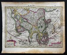 1628ca - Asia -Asie - Mercator Janssonius - Carte ancienne - Antique Map - Atlas