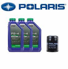 OEM Oil Change Kit 2013-2017 Polaris RZR XP 1000 900 Turbo & XP 4 1000 900
