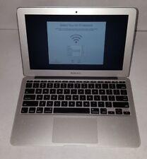 "Apple MacBook Air 11.6"" Core i5 4260U 1.4GHz 4GB 120GB SSD Early 2014 A1465"