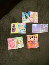 Barbie Doll Accessories Cardboard Pieces Books Magazines Misc.
