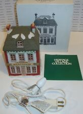 Department 56 Heritage Village Series Fezziwig's Warehouse 6500-5 Dickens