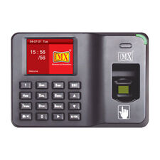 MX Biometric 5000 Finger Print Numeric Time Attendance Systems - MX AC-02B