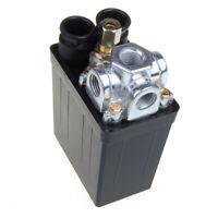 Compresseur d'air Pressostat Vanne controle régulateur 175 PSI 240V 12 Bar